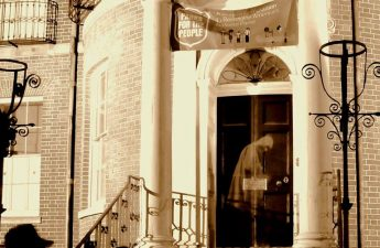 DC's Octgon House