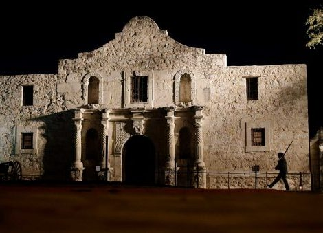Ghosts of the Alamo