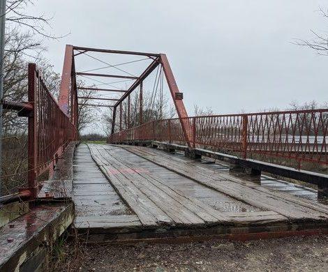 Goatman Bridge
