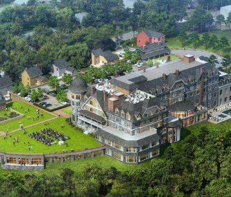 Hilltop House Hotel